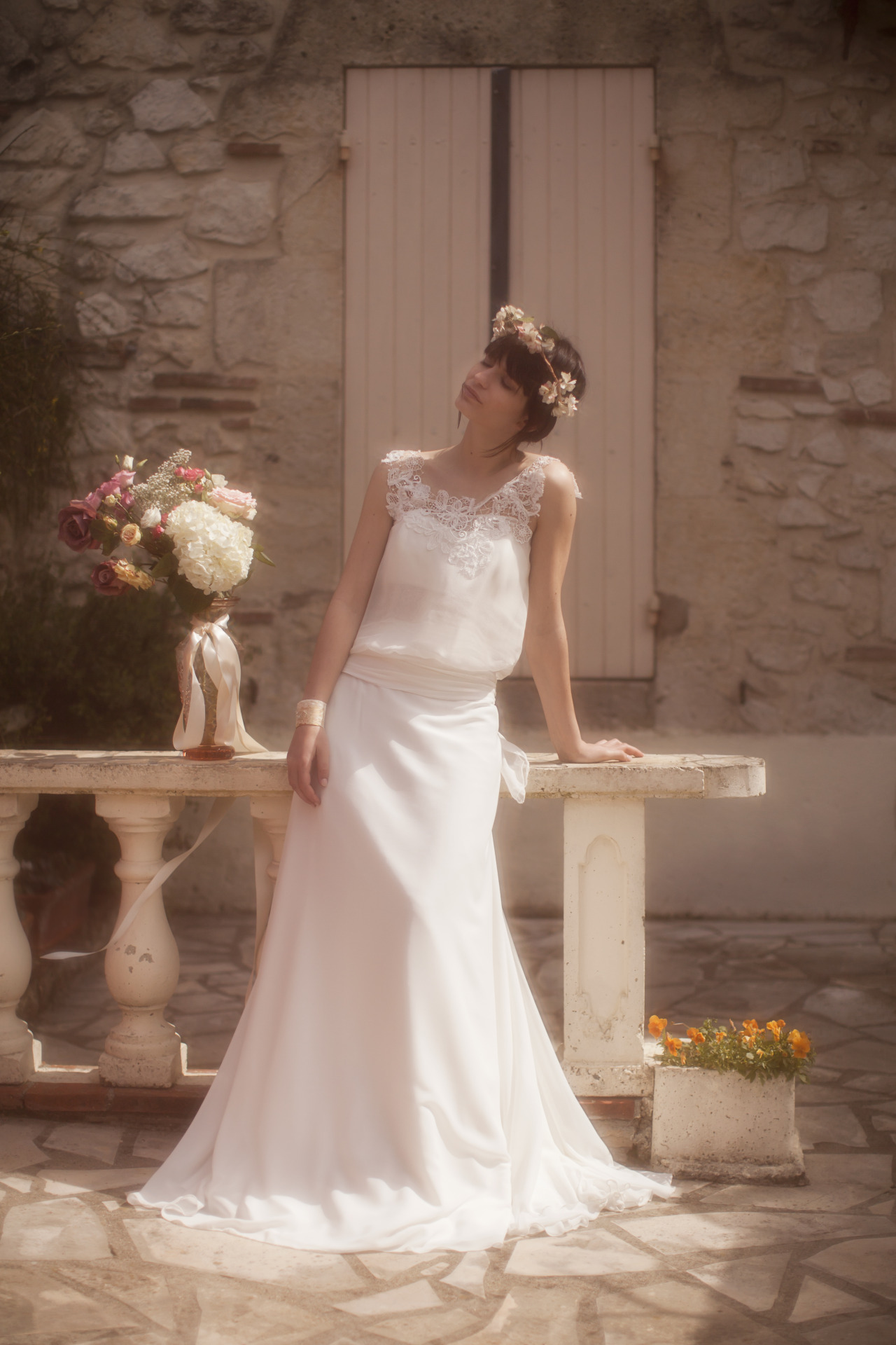 261a460f492 Robes-de-mariée-Elsa-Gary-2016-Collection-les-jolies-filles-Le ...
