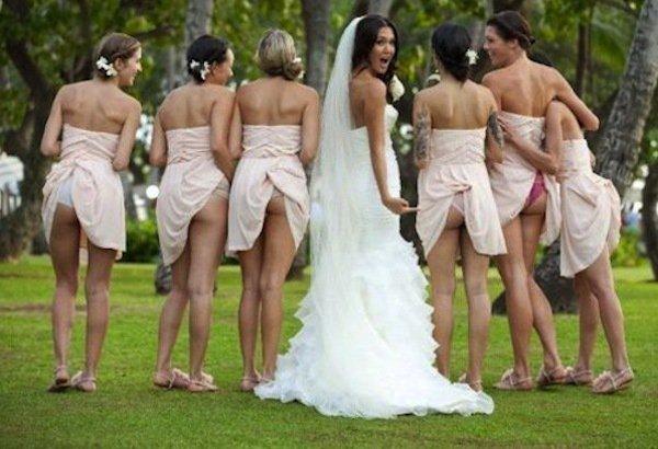 Fesse de mariée
