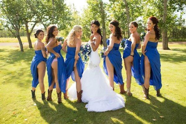 Fesse de mariage