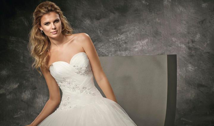 Robe de mariée 2016 Divina Sposa